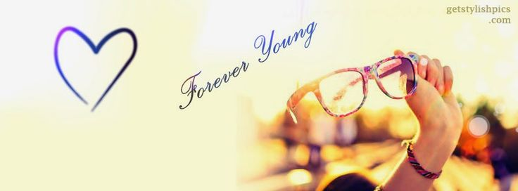 Stylish Young And Free Girl Cover For Facebook