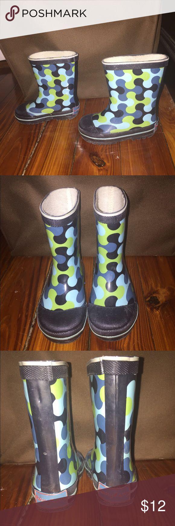 Boys rain boots Boys rain boots size 5 Shoes Rain & Snow Boots