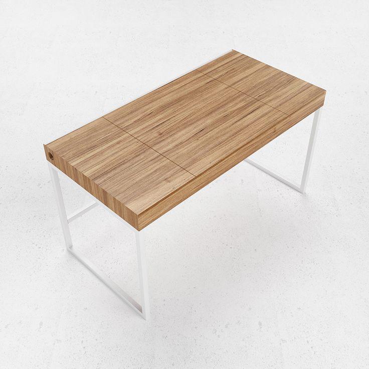 O1 desk by ODESD2. Designer: Zbroy Svyatoslav.