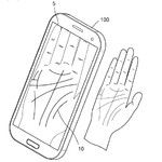 Move over fingerprints: Samsung patents palm-scanning