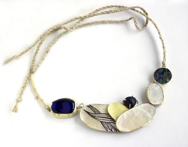 necklace - maya kotelnitskaya