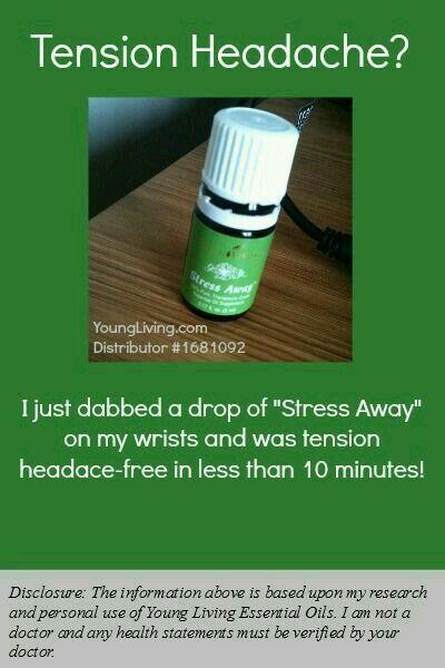 YoungLiving | Essential oils for headaches, Living ...