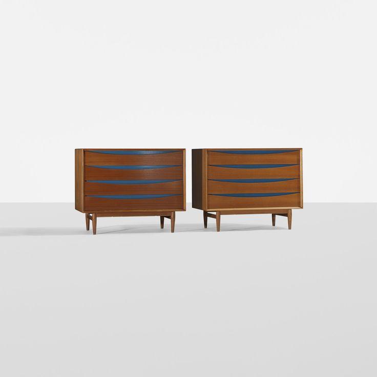 Arne Vodder,  cabinets