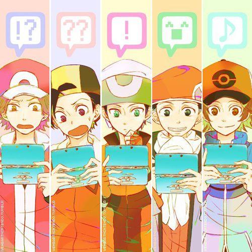 Pokemon RBG | GSC / HGSS | RSE | DPP | BW / BW2 |Nintendo 3DS | trainers