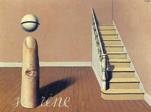 rene magritte Forbidden literature (The use of the Word)