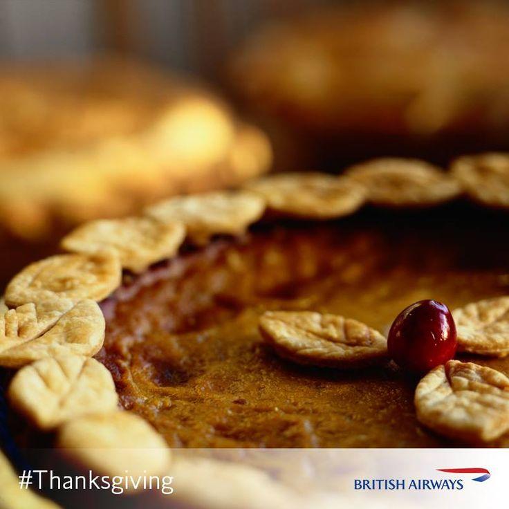 Quotes For Thanksgiving >> British Airways Happy Thanksgiving #BA #BritishAirways   Happy Happy ♥ Fly Tom   Pinterest