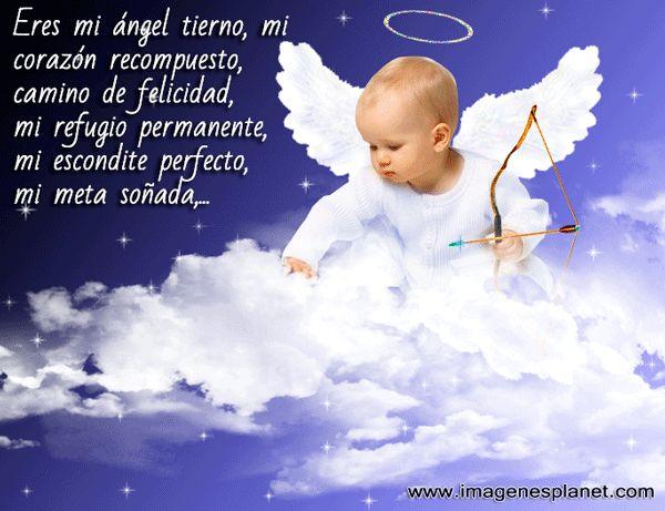 Imagenes De Amor Con Frases De Amor: Imagenes De Angel Cupido Con Frases De Amor