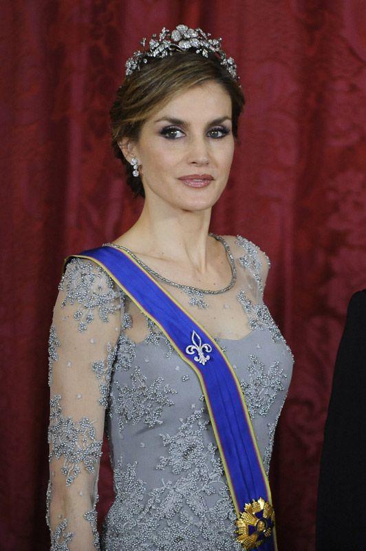 Cena de gala en el Palacio Real en honor al Presidente de Colombia - Foto 2
