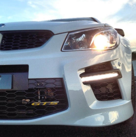 Our GEN-F GTS idling up close sounds amazing!
