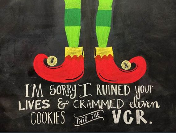 This is one of our favorite quotes from one of the best Christmas movies- Elf. Who doesnt love a good laugh from the one and only, Will