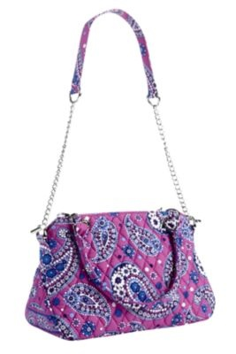 """""""Boysenberry"""" Chain Bag  Positively Perfectly Paisley!!!!"""