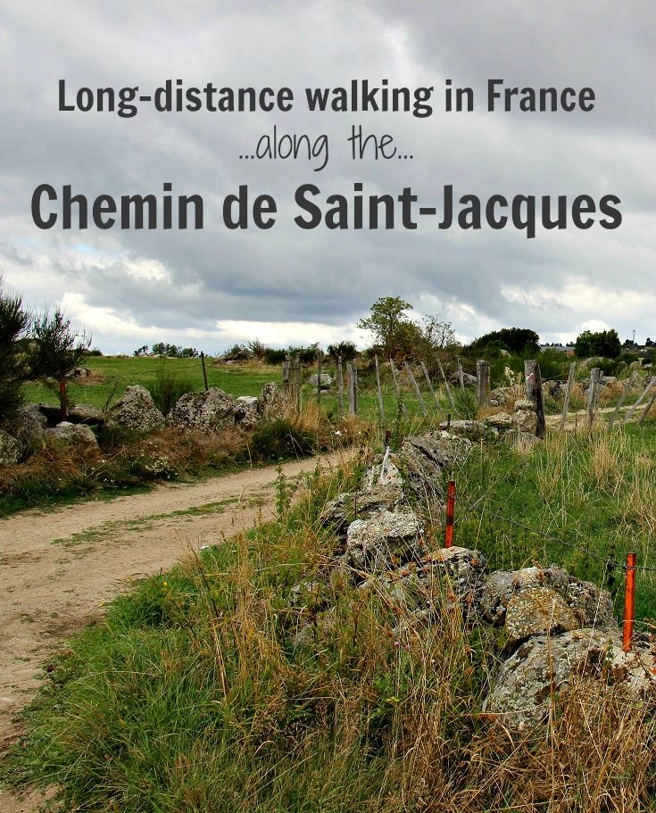 Rolling green hills, wind-swept plateaus, ancient stone chapels—this first section of the GR 65 Chemin de Saint-Jacques from Le-Puy-en-Velay delivers everything you imagine a long-distance walk through quintessential French countryside will bring.