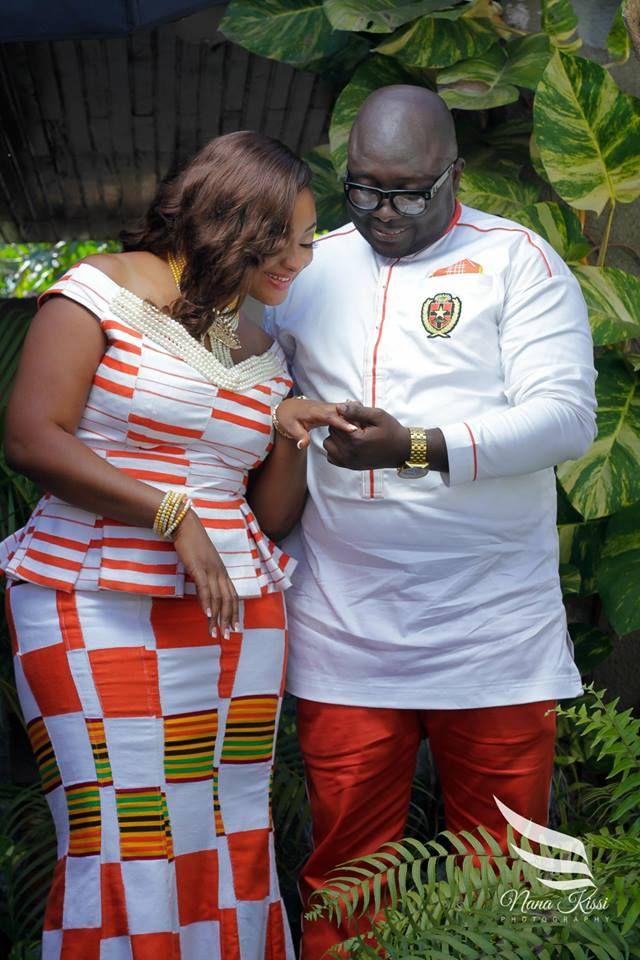 I Do Ghana | Bride: Adelaide | Photos: Nana kissi Photography | Mua: Sparkle N Shine | Kente Bride