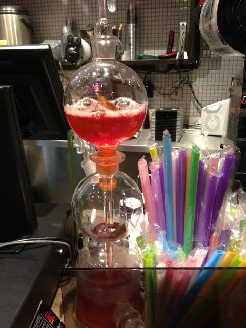 Bubbleology bubble tea