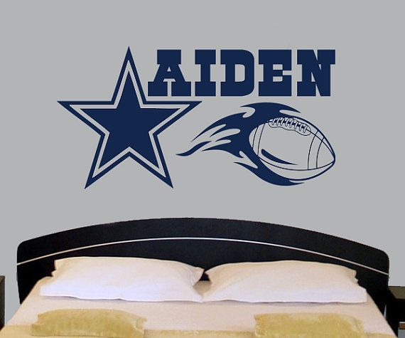 on etsy dallas cowboys kids rooms dallas cowboys decor bedrooms