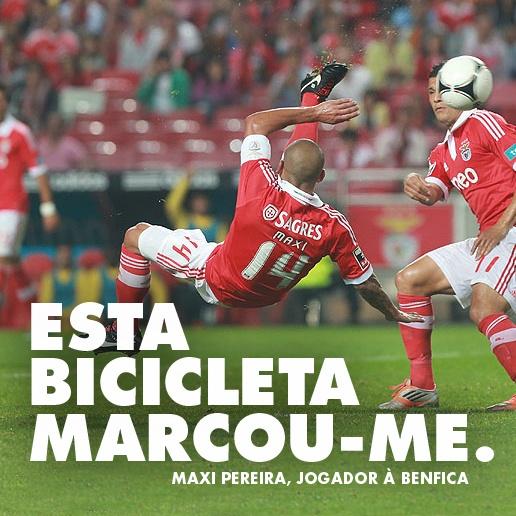 Maxi Pereira, Jogador à Benfica!
