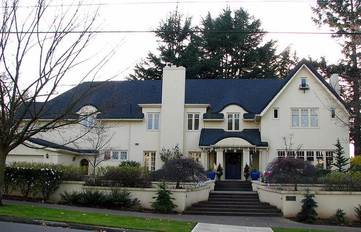 The historic Edward H. and Bertha R. Keller House (built 1924), located at 3028 Northeast Alameda Street in Portland, Oregon, United States, is listed on the US National Register of Historic Places (NRHP).