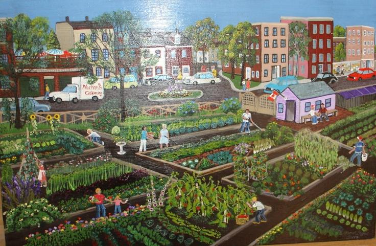 Downtown Community Garden