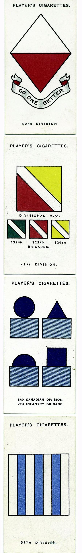 VINTAGE CIGARETTE CARDS