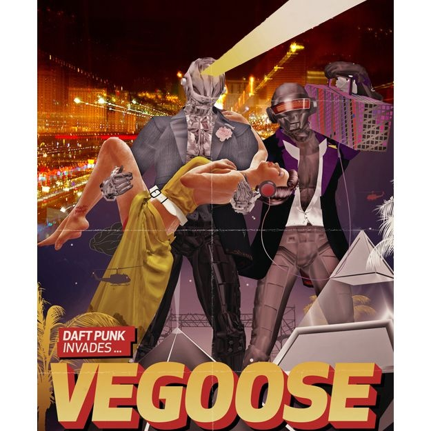 Daft Pank - Vegoose [Awesome album art]