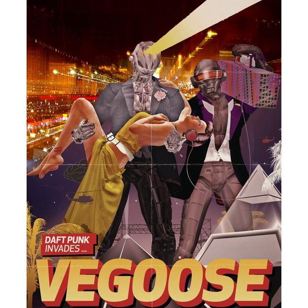 Daft Pank - Vegoose [Awesome album art]