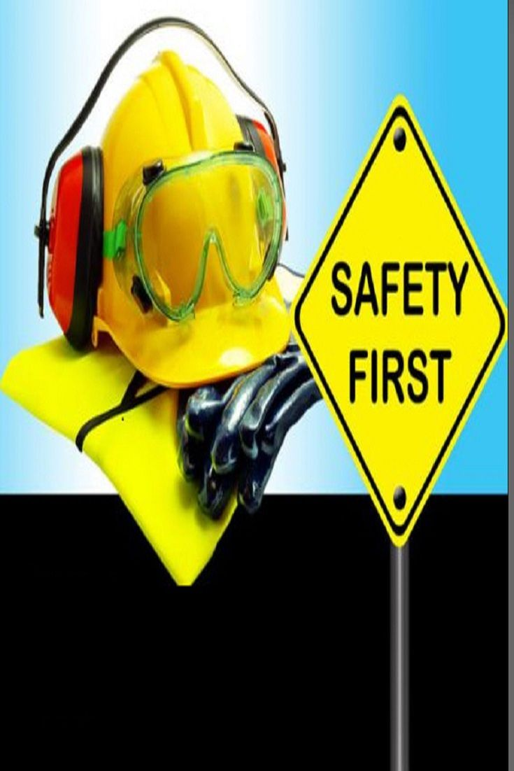 Safety comes first! #safety #construction #contractors #hardhats #Toronto #smallbiz
