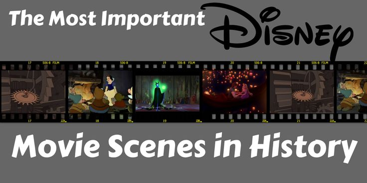 The Most Important Disney Movie Scenes in History