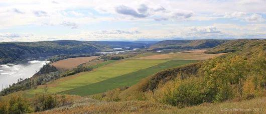 Impact of Site C Dam on B.C. Farmland Far More Dire Than Reported, Local Farmers Show