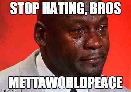 crying michael jordan Meme Generator - Imgflip