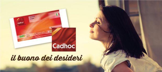 Cadhoc: la scelta che volevi, il risparmio che sognavi! #Top_Partners