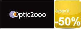 Une sélection de lunettes de vue et de soleil jusqu'à -50% chez Optic 2000