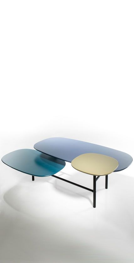 Love this table by Sam Baron for La Redoute