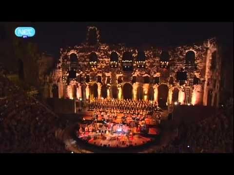 (4) Η συναυλία του Σαββόπουλου για τον Χατζιδάκι - YouTube