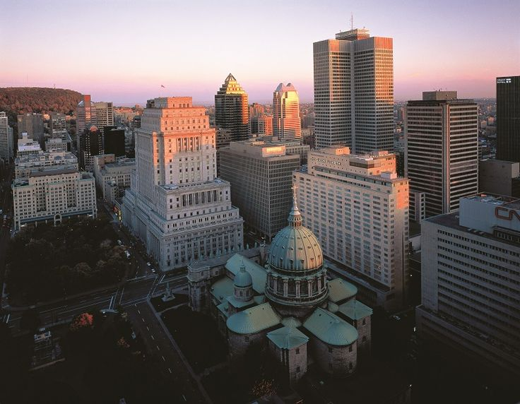 Montreal Hotel: Luxury Hotel in Downtown Montreal, Quebec -Fairmont