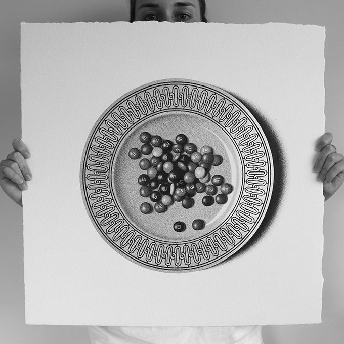 The Cool Hunter - CJ's Hendry's 50 Foods in 50 Days Series On Hermes Plates