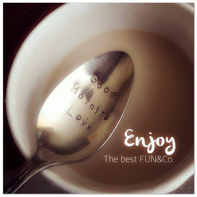 Para hoy DISFRUTA Y COMPARTE el mejor lado de tu felicidad.  Disfruta a lo FUN&Co.