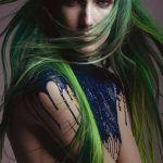 grun haarfarben loreal trends # haarfarben2017 #haarfarben #braun #haarfarbent …, #Braun …..