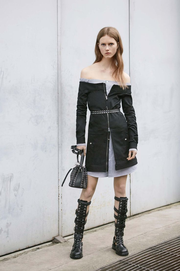 Diesel Black Gold Resort 2017 collection - Pre-Spring-Summer 2017, shown 11th May 2016