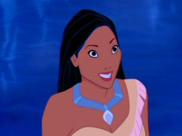I got : Pocahontas ! Which female are you from Disney?
