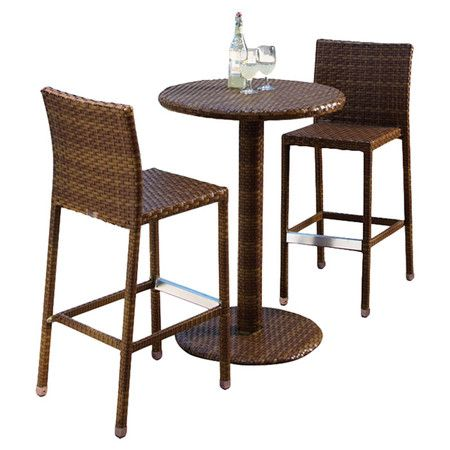 Nice Love This Three Piece Panama Jack St Barthu0027s Outdoor Pub Set On