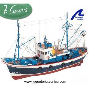 Marina II Artesanía Latina 20506