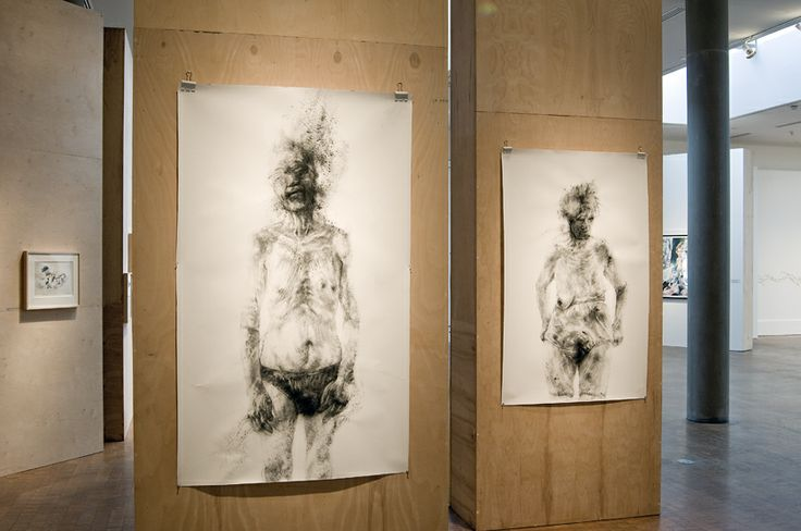 An exploration of mark-making by South African artist Diane Victor, whose drawings made from smoke, ashes, and dust have been exhibited worldwide.