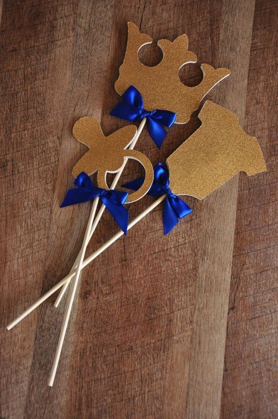 Royal Prince Baby Shower Decorations. Ships in 2-5 Business Days. Little Prince…