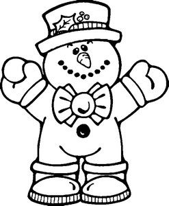 stunning christmas coloring pages to print out image kids - Free Snowman Coloring Pages
