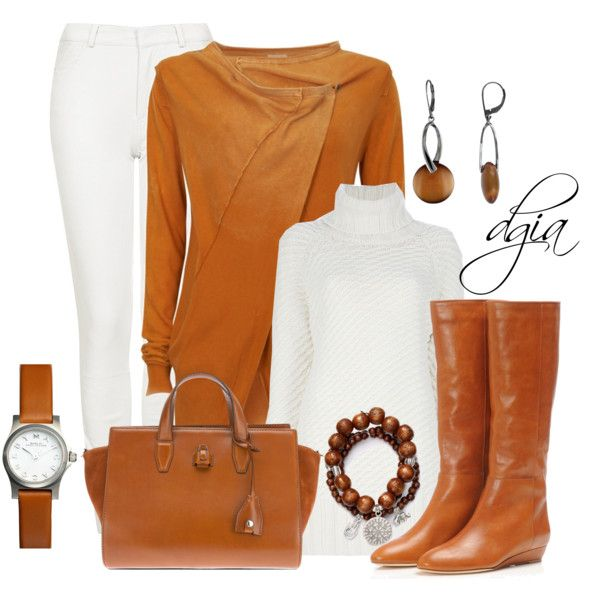 """""""Diesel Axinite Drape Front Cardigan, Ochre"""" by dgia on Polyvore"""