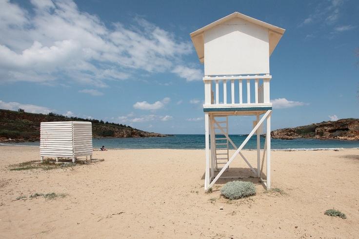 Η παραλία