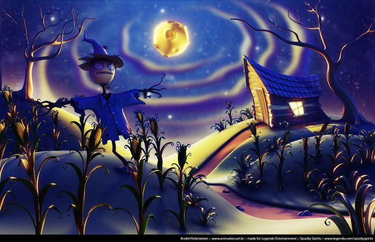 Spooky Spirits | Game | Legendo Entertainment - André Holzmeister Portfolio