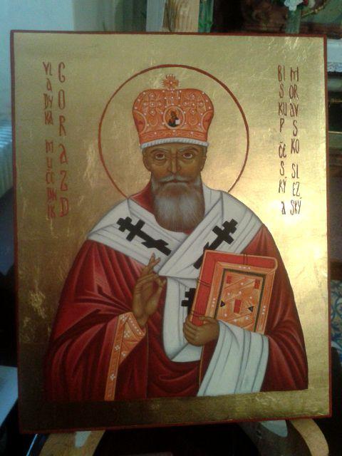Svatý Gorazd biskup český a moravskoslezský
