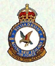 No 486 Squadron Badge