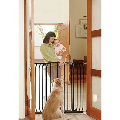 baby stair gates pressure fit